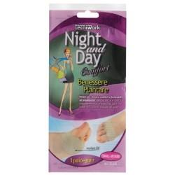 NIGHT AND DAY - BENESSERE PLANTARE - 1Pz - Medium/Large